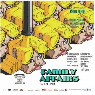 Family affairs Odeon poster